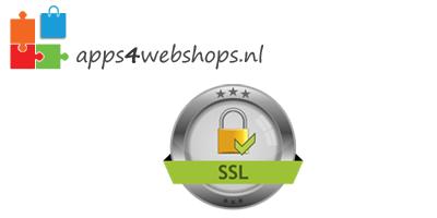 Apps4webshops.nl SSL Certificaat