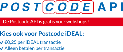 Postcode.nl postcodecheck